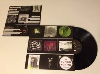 "The Glass Moths - Extended Play - Limited Edition 12"" vinyl EP (FPR004)"