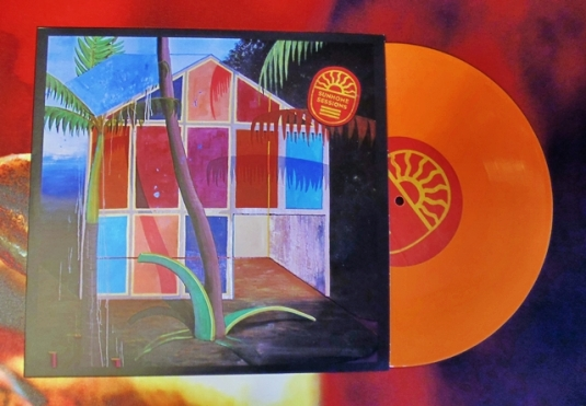 "Sunhome - Limited coloured vinyl 10"" (FPR003)"
